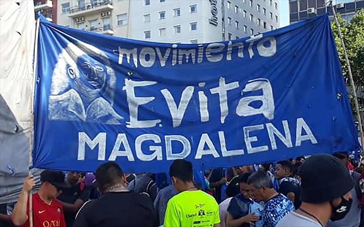 El Movimiento Evita apoyó al Presidente y mañana moviliza a Plaza de Mayo