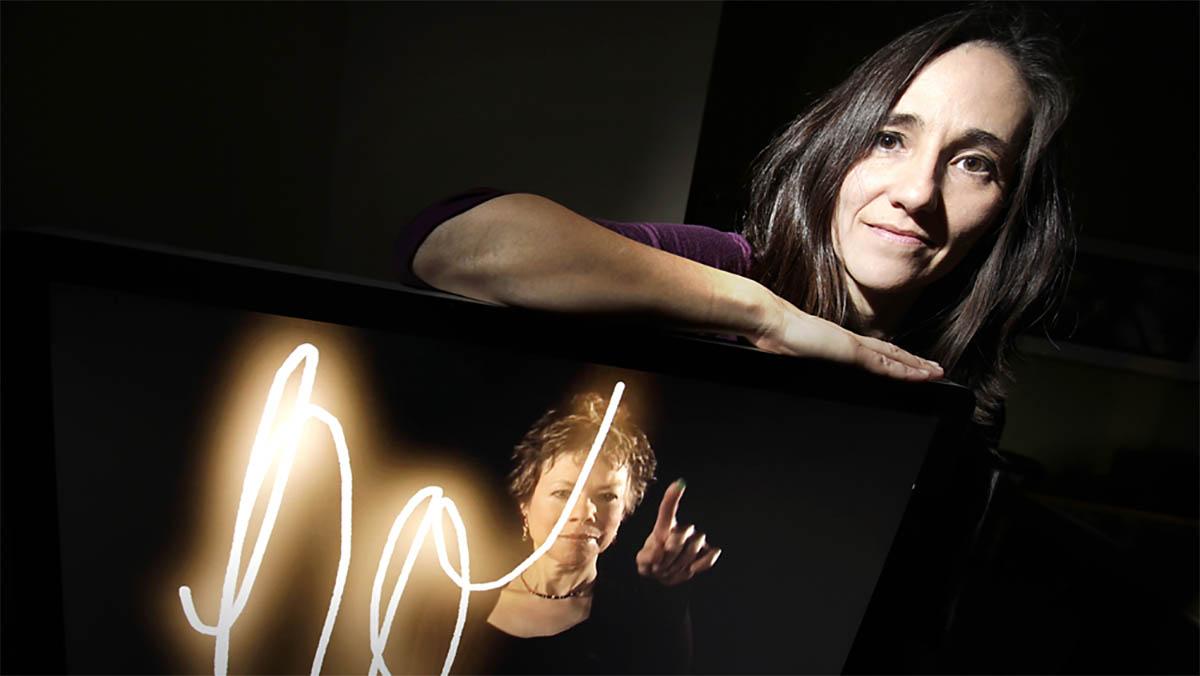 Artista platense es premiada en Estados Unidos por un proyecto sobre «artivismo»