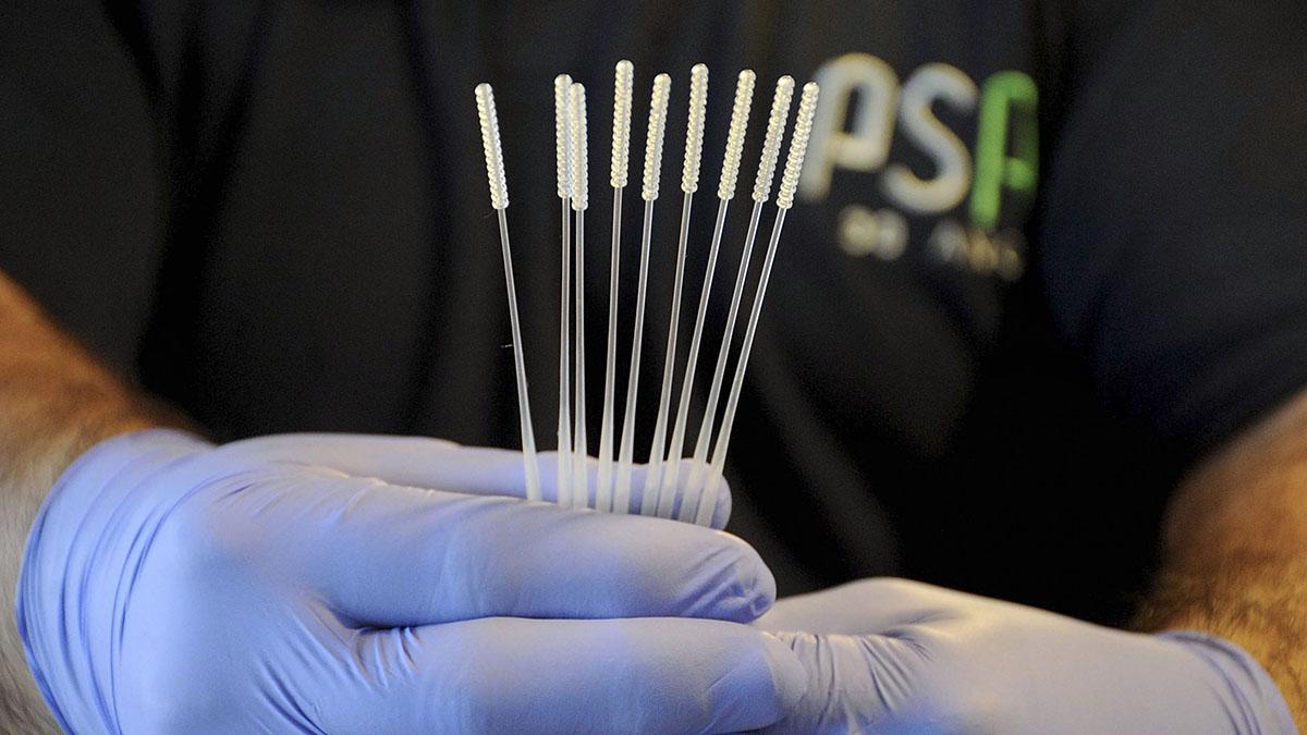 Empresa de Brandsen producirá hisopos 100% nacionales para testear coronavirus