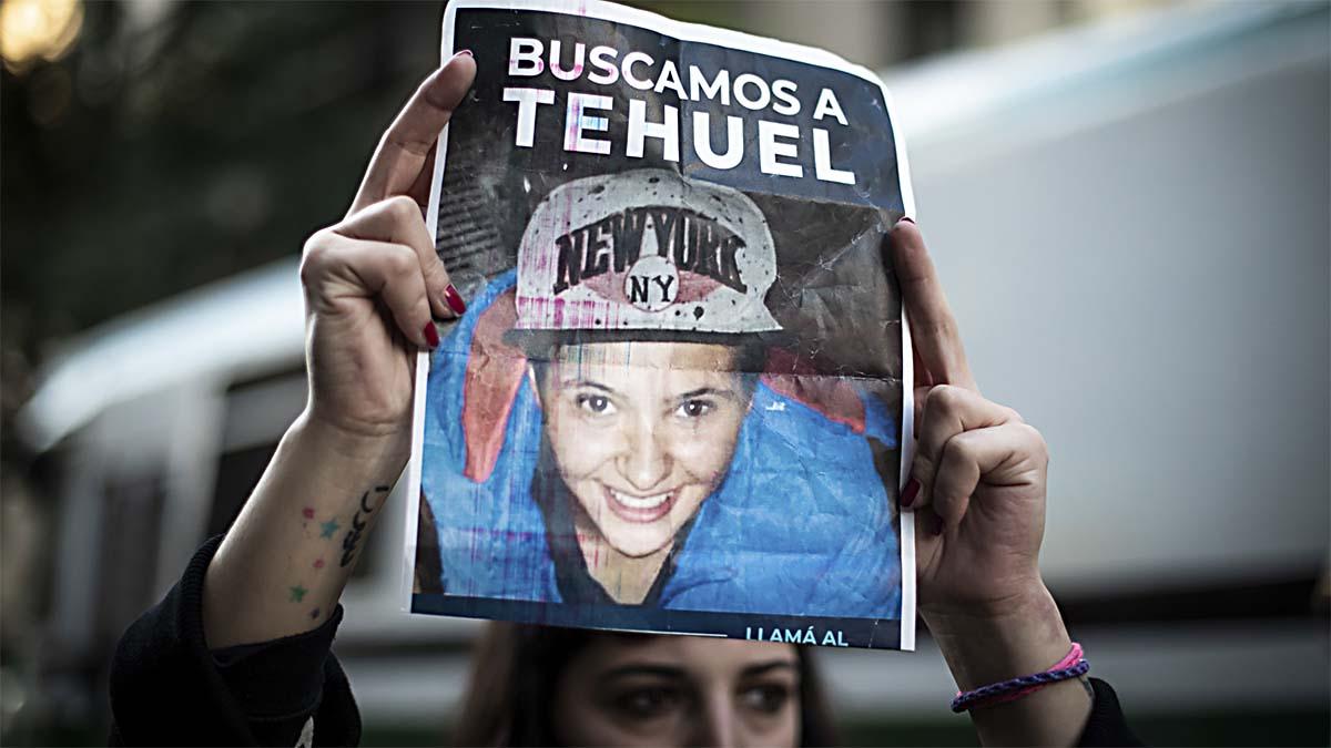 6 meses sin Tehuel: familiares exigen conformación de un equipo de fiscales