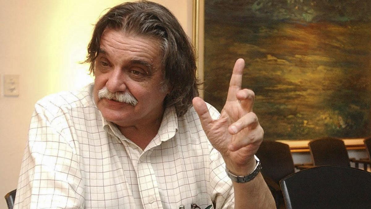 Despedida y homenaje a Horacio González en la Biblioteca Nacional