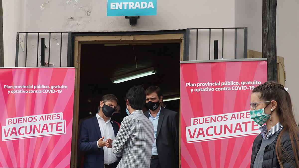 Se vacunó el 87,95% de los bonaerenses anotados de 18 a 59 años sin comorbilidades