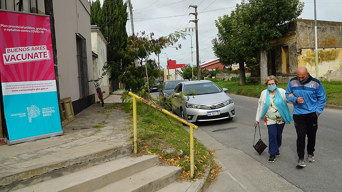 «Las vacunadoras de Magdalena son trabajadoras para sacarse el sombrero, profesionales en todos los aspectos»