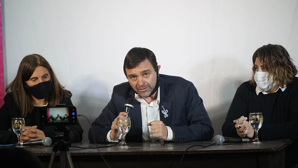 La lista de Peluso ganó en Mgd y traccionó votos para Manes en la interna de Juntos