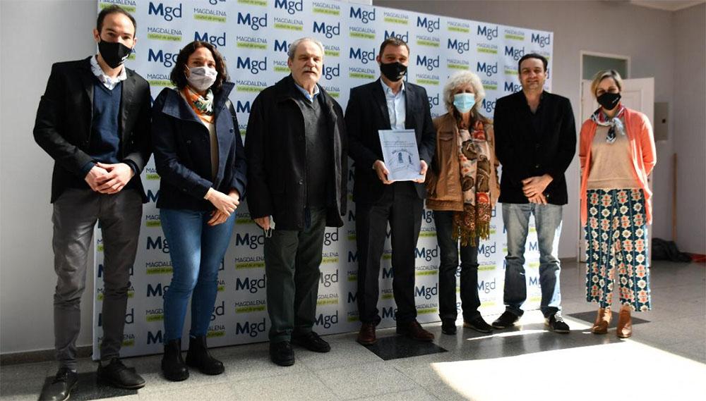 Acuerdo entre Magdalena y el LEMIT para crear el Catálogo de Patrimonio
