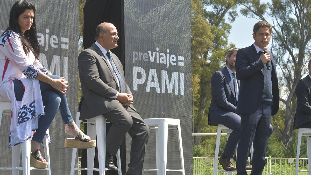 Lanzaron el programa Previaje para jubilados del PAMI con reintegros del 70%